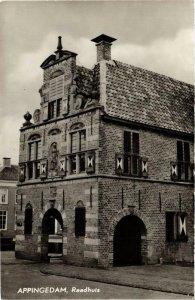 CPA APPINGEDAM Raadhuis NETHERLANDS (705908)