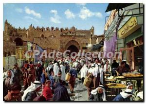 Postcard Modern Jerusslem Interiot OF Gat