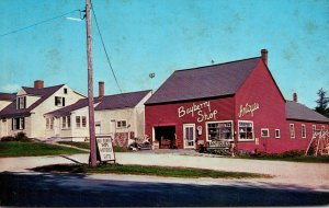 Maine Searsport Bayberry Shop