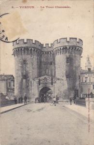 France Verdun La Tour Chaussee 1911