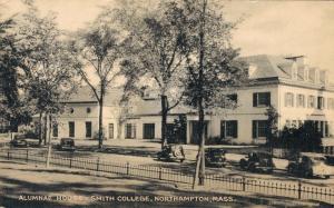 USA Alumnae house smith college Northampton 01.64