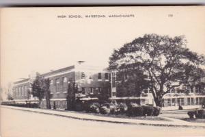 Massachusetts Watertown High School