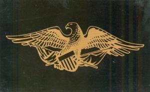 Golden Eagle Motor Inns, Charlotte NC, unused Postcard