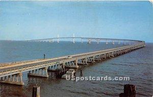 Chesapeake Bay Bridge in Annapolis, Maryland