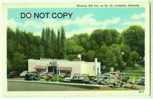 Meadow Hill Inn, Columbia KY