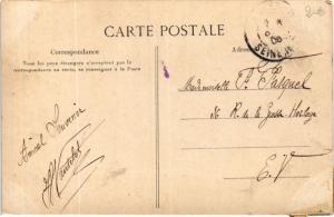 CPA Le Passeur FRANCE FOLKLORE (789527)