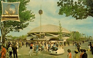 NY - New York World's Fair, 1964-65. General Electric Building