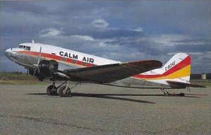 CALM AIR DC-3C