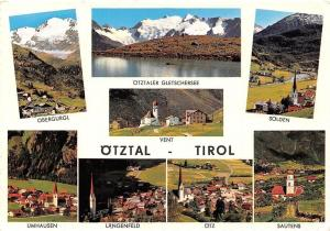 Oetztal Tirol, Obergurgl, Soelden, Sautens, Oetz, Laengenfeld, Umhausen Vent
