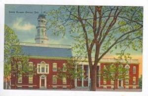 State House, Dover Delaware, PU-1943