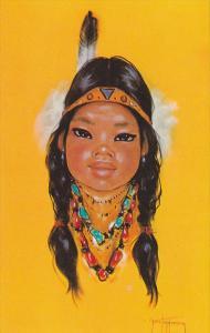 AS: Gerda Christoffersen, Prarie Flower, Native American Indian, Vancouver,...