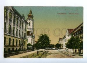 171888 Serbia TOROKBECSE Novi Becej Vintage postcard