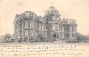 St Vincent Industrial School Utica NY 1907