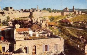 Israel Jerusalem - The Old City Wall