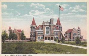 Ohio Springfield K P Home