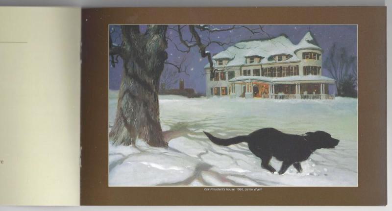 Jamie Wyeth Brandywine Conservancy 2005 Fundraising Booklet