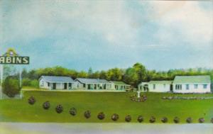 Virginia Chestnut Hill Horse Shoe Cabins