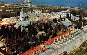 Turkey Istanbul Topkapi Palace Museum Ships