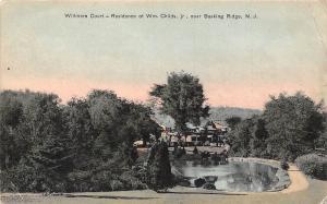 USA Vt. Burlington Hotel Vermont 1931 vintage automobile postcard