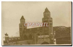 Postcard Old Bridge Germany