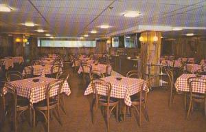 Interior Dave & Len's Deli At Hotel Statler Buffalo New York