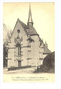 USSE (I.-et-L.), France 00-10s   La Chapelle du Chateau