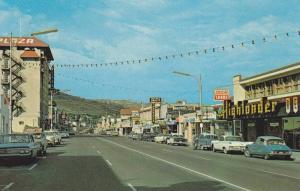 Street View , KAMLOOPS , B.C. , Canada , 1950-60s