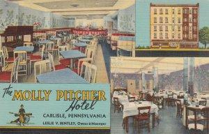 CARLISLE , Pennsylvania , 30-40s ; The Molly Pitcher Hotel