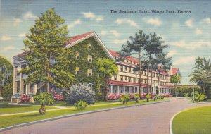 WINTER PARK , Florida , 30-40s ; Seminole Hotel