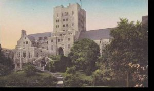 Indiana Bloomington Memorial Union Building North Side Indiana University Han...