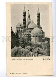 173616 ITALY PADOVA Chiesa di S.Antonio Vintage postcard