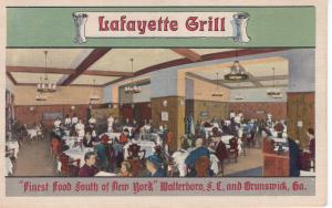 US    PC1990 LAFAYETTE GRILL, BRUNSWICK, GA