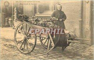 COPY Les Petits Metiers of Merchant Street Vegetables C'Etait La France