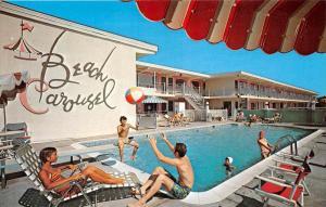 Virginia Virginia Beach  Beach Carousel Motel