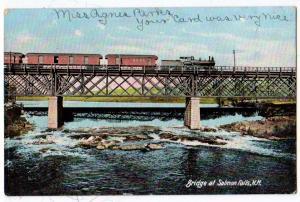 Bridge, Salmon Falls NH