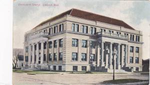 Exterior,  University Temple,  Lincoln,  Nebraska,  00-10s