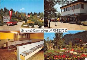 Strand Camping Arneitz Einfahrt Verwaltung Minigolf auto Car, Faak am See