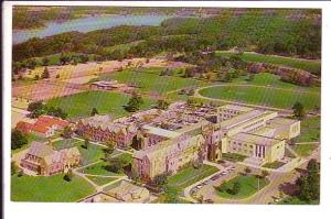 Aerial View, McMaster University, Hamilton Ontario,