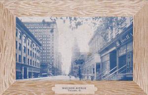 TOLEDO, Ohio, PU-1909; Madison Avenue, The Madison Shop, Drug Store/Pharmacy