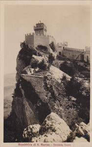 San Marino Seconda Torre Photo