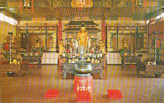 Hawaii Honolulu Kuan Yin Temple