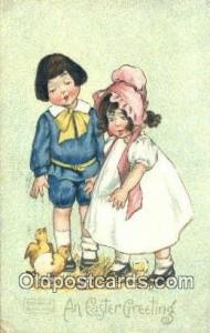 Artist Gassaway, Katharine Postcard Post Card Old Vintage Antique  Artist Gas...