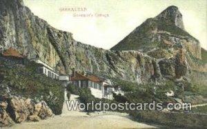 Governor's Cottage Gibraltar Germany Unused