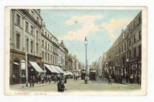 Liverpool, Uk, 00-10s Lord street