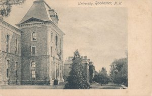 Buildings at University of Rochester NY, New York - UDB