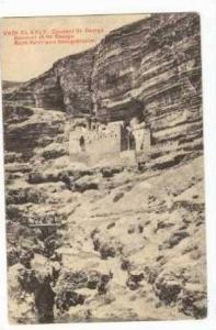 Vadi El Kelt, Palestine, Couvent St George, 00-10s