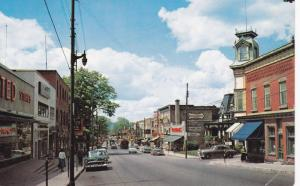 GRANBY , Quebec , Canada , 50-60s ; Main Street #2