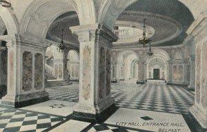 BELFAST , Northern Ireland , 00-10s ; City Hall Entrance