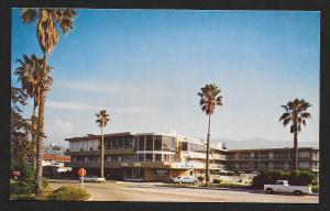 Santa Barbara Inn Santa Barbara CA Unused c1950s
