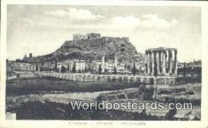 Greece Acropolis Acropolis